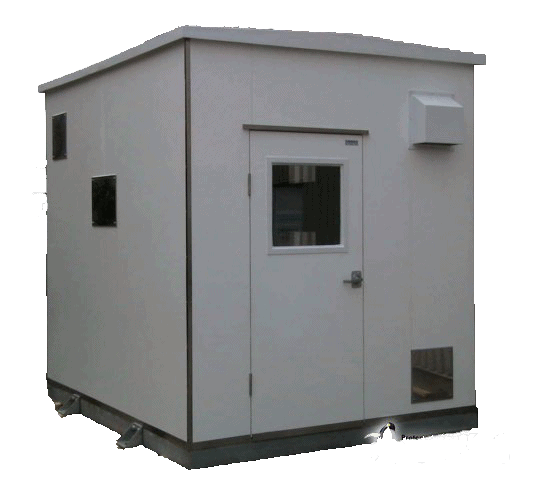 INTERTEC Analyser Shelters
