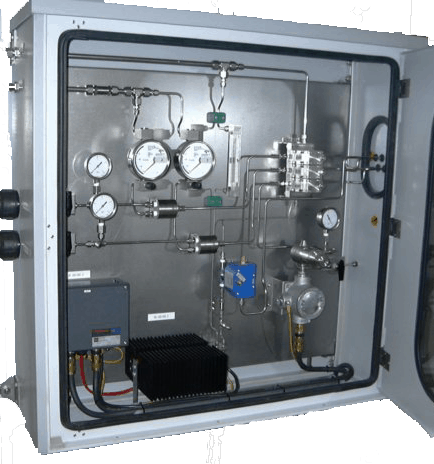INTERTEC Sampling System Enclosures