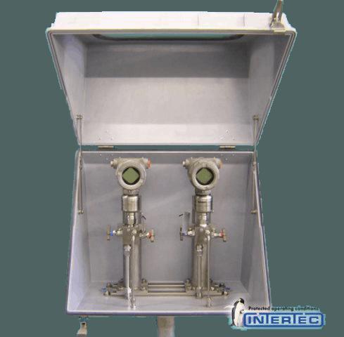 INTERTEC Large Instrument Enclosures